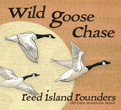 Wild Goose Chase CD cover
